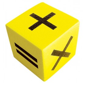 Giant Operations Dice - 125mm 6 Face Vinyl