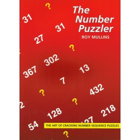 The Number Puzzler: The Art of Cracking Number Sequence Puzzles