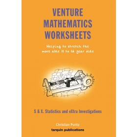 Venture Mathematics Worksheets: Statistics and Extra Investigations Bk. S