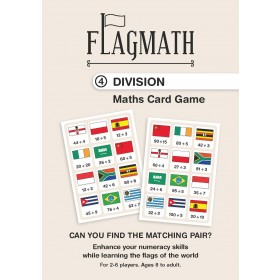 FlagMath - Division: Mathematics Card Game