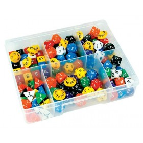 Polyhedra Dice Set (of 125)