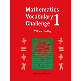 Mathematics Vocabulary Challenge One: 36 Photocopiable Worksheets