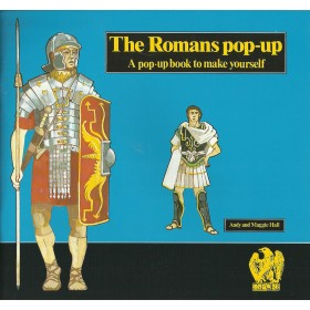 The Romans Pop-up - A pop-up book to make yourself