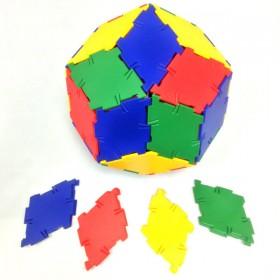 Polydron 40 Rhombus
