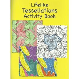 Lifelike Tessellations Activity Book