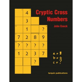 Cryptic Cross Numbers: A Collection of Challenging Puzzles