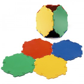Polydron Hexagon Set of 20