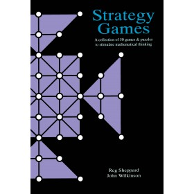 Strategy Games File: A Collection of 50 Games & Pazzles to Stimulate Mathematical Thinking (Mathematics Resource Files)