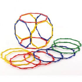 Polydron Frameworks Octagons Set of 18