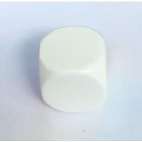 18mm Blank White Die