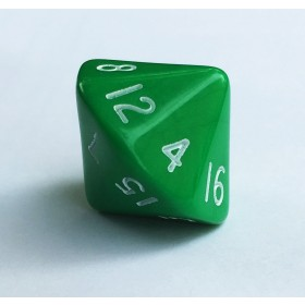 16 Sided Single Dice
