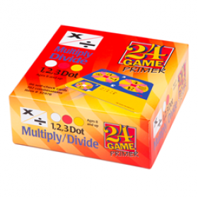 24® Game Multiply/Divide (96 Card Pack)