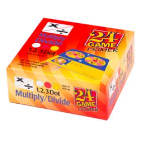 24® Game Multiply/Divide (96 Card Pack)