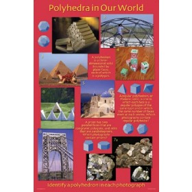 Polyhedra in our World Poster