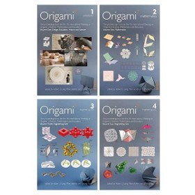 OSME7 Complete Set of 4 Volumes - The proceedings from the seventh meeting of Origami, Science, Mathematics and Education
