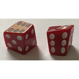 Skew Dice (Pack of 2)
