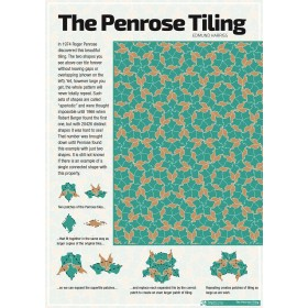 The Penrose Tiling Poster