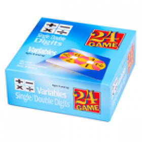 24® Game Variables (96 Card Pack)