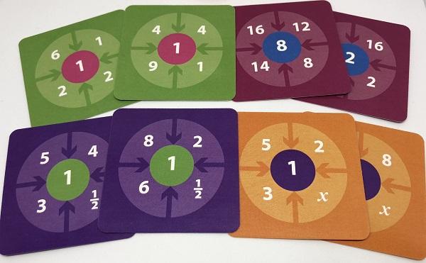Target Maths Cards
