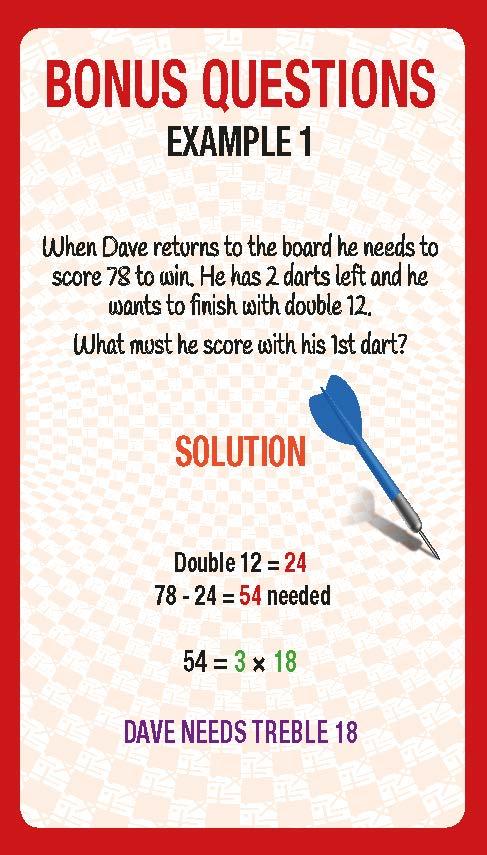 Darts Explanation