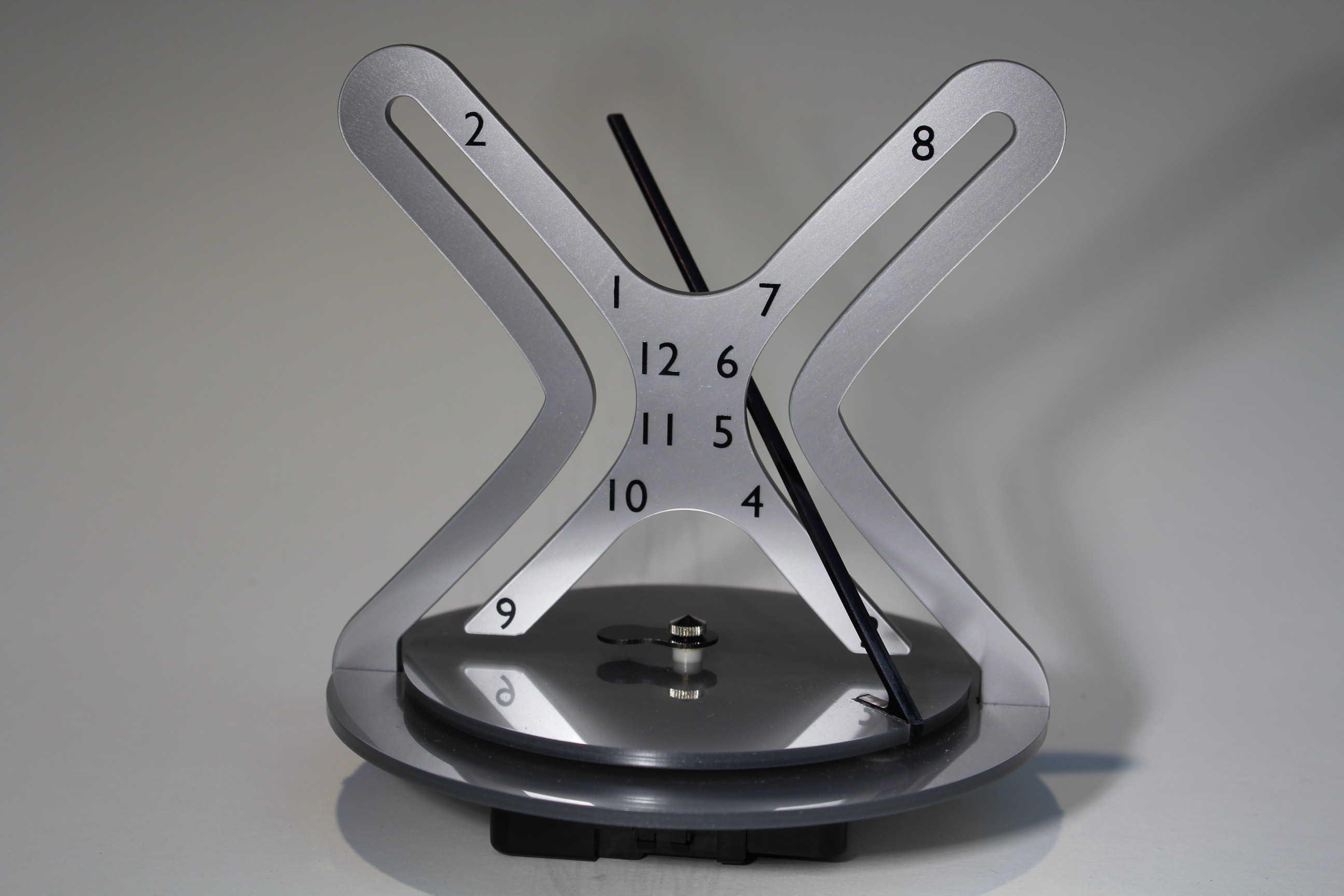 Hyperbola Clock