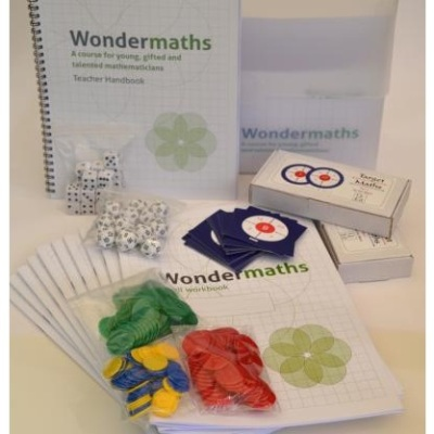 Wondermaths Pack